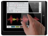 Virtual Instrument : Samplr For iPad - pcmusic