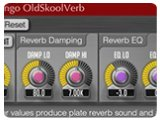Plug-ins : Voxengo OldSkoolVerb 2.2 reverb plugin Gratuit - pcmusic
