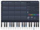 Logiciel Musique : ChordPolyPad - Joueur d'accords Midi pour iPhone et iPad - pcmusic