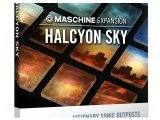 Instrument Virtuel : Native Instruments Pr�sente HALCYON SKY Expansion pour MASCHINE 2.0 - pcmusic