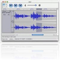 Music Software : New Audacity 1.2.0 pre2 release - macmusic