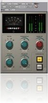 Plug-ins : Impact 1.0.2 update for Protools HD Accel - macmusic
