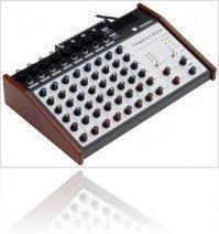 Audio Hardware : Vermona mixes the desktop: Regent 16 and Regent 16-PA - macmusic