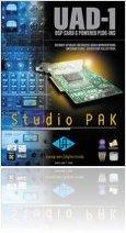 Computer Hardware : NAMM: New UAD-1 Studio Pak - macmusic