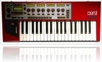 Music Hardware : Clavia Nord Modular G2 Mac Editor at last? - macmusic