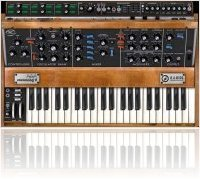 Virtual Instrument : Minimoog V Full Version Available and Shipping! - macmusic