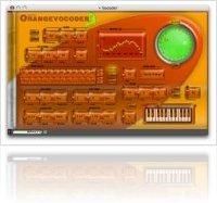 Plug-ins : Orange Vocoder 3 soon... - macmusic