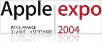 Apple : Apple Expo 2004 in Paris - macmusic