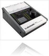 Matériel Audio : TC Electronic BMC-2 – Convertisseur NA et Gestion de Monitoring - macmusic
