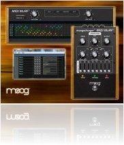 Logiciel Musique : Logiciel d'édition pour le MIDI MuRF de Moog - macmusic