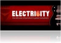 Virtual Instrument : Vir2 Instruments unveils Electri6ity - macmusic