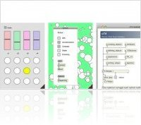 Music Software : Nr74 releases the c74 app, an iPhone / Max/MSP bridge - macmusic