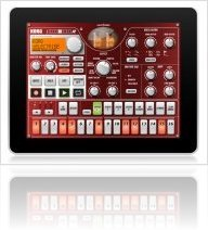 Instrument Virtuel : Korg iElectribe - un Electribe·R pour iPad - macmusic