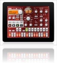 Virtual Instrument : Korg iElectribe - an Electribe·R for iPad - macmusic