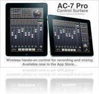 Divers : Saitara AC-7 Pro transforme l'iPad en surface de contrôle pour DAW - macmusic