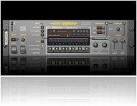 Logiciel Musique : Aper�u de Neptune Pitch Adjuster pour Record 1.5 - macmusic