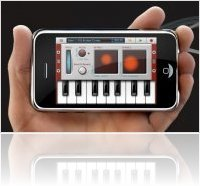 Music Software : Virtual Recording Studio for iPhone announced - macmusic