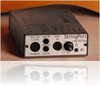 Music Hardware : Keith McMillen introduces StringPort - macmusic
