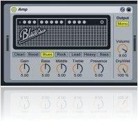 Plug-ins : Ableton introduces Amp - Virtual Guitar Amp and Cabinet - macmusic