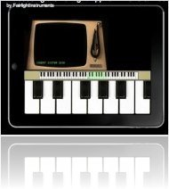 Virtual Instrument : Fairlight App for iPad and iPhone - macmusic
