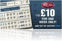 Plug-ins : Rob Papen Delay - just £10 for One Week Only! - macmusic