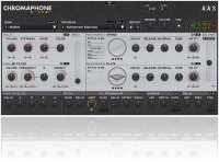 Virtual Instrument : Applied Acoustics Systems Releases Chromaphone - macmusic