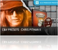 Virtual Instrument : Toontrack Custom & Vintage Presets - Chris Pitman II - macmusic