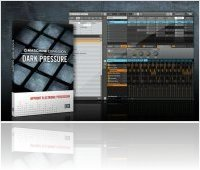 Virtual Instrument : Native Instruments Dark Pressure for MASCHINE - macmusic
