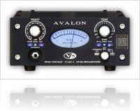 Audio Hardware : Avalon V5 - macmusic