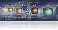 Virtual Instrument : Special Offer on VSL Download Instruments - macmusic