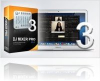 Music Software : DJMixersoft Introduces DJ Mixer 3 Professional - macmusic