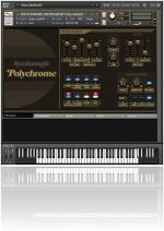 Virtual Instrument : Synthmagic Lauches Polychrome - macmusic