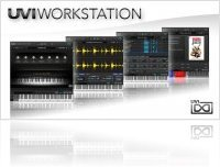 Virtual Instrument : UVI Releases UVI Workstation V 2.0.3 - macmusic