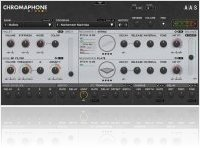 Music Software : Applied Acoustics Systems Releases Chromaphone v1.0.3 Update - macmusic