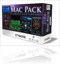 Plug-ins : Crysonic Mac Pack 5 Kings Plug-in Bundle Released - macmusic
