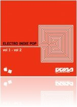 Virtual Instrument : WaaSoundLab releases Electro Indie Pop Vol 1 & 2 - macmusic