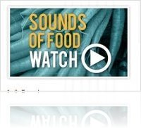 Virtual Instrument : IZotope Releases Food Free Sound library for Iris - macmusic