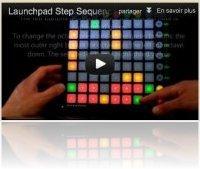 Logiciel Musique : Step Sequencer Lauflicht Version 2 pour Launchpad - macmusic