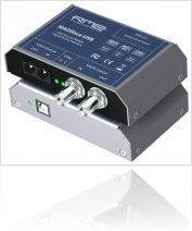 Computer Hardware : RME Launches MADIface USB - macmusic