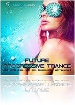 Instrument Virtuel : Producerloops Présente Future Progressive Trance Vol 3 - macmusic