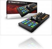 Computer Hardware : Native Instruments Releases TRAKTOR KONTROL X1 MK2 - macmusic