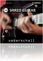 Instrument Virtuel : Ueberschall Lance Shred Guitar - macmusic