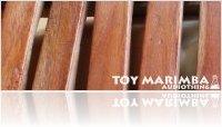 Instrument Virtuel : AudioThing Pr�sente Toy Marimba pour Kontakt - macmusic