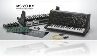 Music Hardware : Korg Launches MS-20 Kit! - macmusic