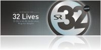 Plug-ins : SoundRadix announces 32 Lives Release Candidate 1 Version 0.9.11 - macmusic