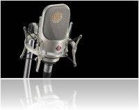 Mat�riel Audio : Neumann TLM 107 - macmusic