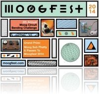 Event : Moogfest and Moog Music announce 4th Circuit Bending Challenge - macmusic