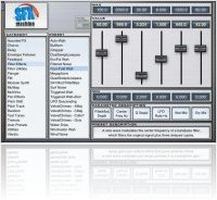 Plug-ins : SFX Machine RT 1.02 in AudioUnit and VST formats - macmusic